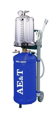 Установка для сбора масла с предкамерой HC-3027, AE&T (Китай)