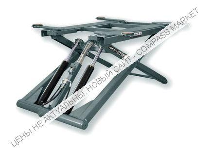 Подъемник ножничный мобильный г/п 2600 кг, KraftWell (КНР)