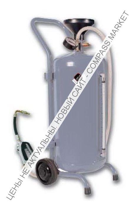 Нагнетатель масла мобильный, с пневмоприводом, Apac (Италия)