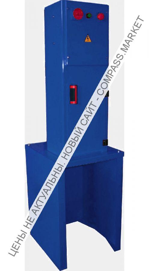 Пресс электрогидравлический автоматический для фильтров 12 т., Werther-OMA (Италия)