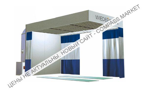 Зона подготовки к окраске WDK-500М, Wiederkraft (Тайвань)