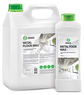 """Воск """"Metal Floor Wax"""" 1 л"""